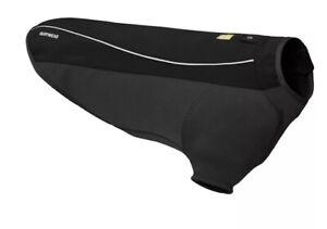Ruffwear Black Obsidian Cloud Chaser Soft Shell Jacket Sz Medium Nwt
