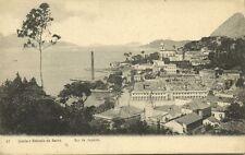 brazil, RIO DE JANEIRO, Gloria e Entrada da Barra (1899) Ribeiro 87