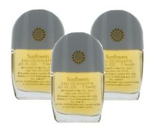 Sunflowers by E.Arden for Women Combo Pack: EDT 0.75oz (3x 0.25oz minis) UB