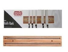 Magnetic knife rack by Apollo Brand New