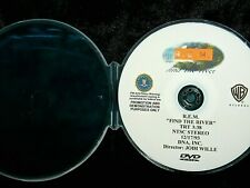R.E.M. Find The River Record Company Promotional Music Video Dvd Single Rem