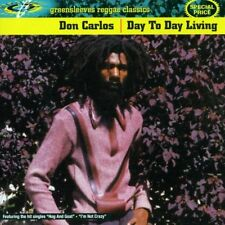 Don Carlos - Day To Day Living [CD]