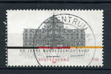 Germany 2000 SG#2985 Federal Court Of Justice Used #A28993