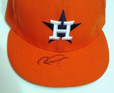 CARLOS CORREA Signed/Autographed HOUSTON ASTROS Authentic On Field Hat-Cap JSA