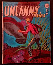 Uncanny Tales #1 Silver Age Alan Class Comics G