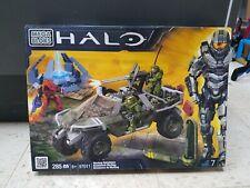 MegaBloks Halo Figures WartHog Resistance Set