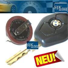 +++ BMW Schlüssel Fernbedienung super Akku Panasonic VL2020 1HF NEU +++