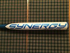 RARE USED Easton SYNERGY Speed SRV4B Fastpitch Softball Bat 33/23 (-10) ASA HOT!