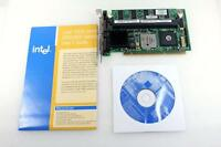 New Original Dell Intel SRCU42X PCI-X Dual-Channel Ultra320 SCSI RAID Controller