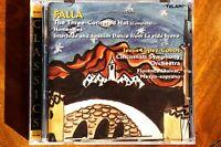 Falla - The Three Cornered Hat, Homenajes, Lopez, Cobos  -  CD, VG