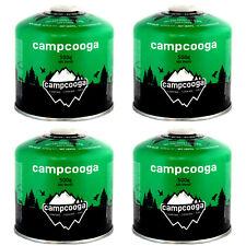 4x Gaskartusche 500g Tischgrill Gaskocher Camping EN417