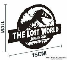 Fast Ship Jurassic World Park THE LOST WORLD Car Van Decals/Sticker Easy Remove