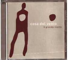 CASA DEL VENTO - IL GRANDE NIENTE CD NUOVO