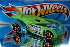 2014 Hot Wheels Race Triple Track Twister Exclusive El Superfasto