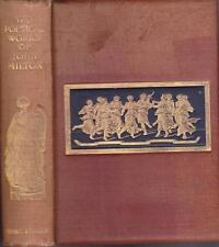 The Poetical Works of John Milton (Thomas Whittaker Bible House) ca 1890 Book