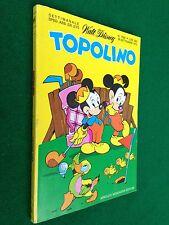 Walt Disney - TOPOLINO n. 1035 del 28 Settembre 1975 , ROMOLO VALLI con Bollino