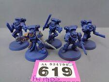 Warhammer Space Marines Heresy Assault Squad 619