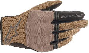 Guanti moto Alpinestars Copper gloves uomo Teak