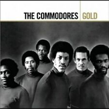 THE COMMODORES - GOLD - 2CDS [CD]