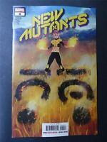 NEW Mutants #4 - February 2020 - Marvel Comics #PZ