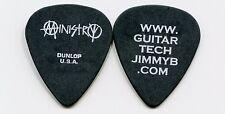 MINISTRY 2004 Evil Doer Guitar Pick!!! JIMMY B custom stage Pick TECH