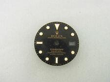 Rolex Submariner CADRAN NOIR OR BLACK DIAL TRITIUM ref 16803 16808
