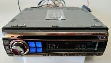 Old School ALPINE CDE-9873 CD Player wma/AAC CD Changer Controls -Tested Fully-