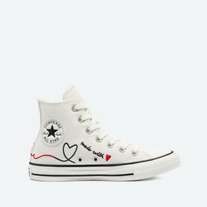 CHAUSSURES FEMMES SNEAKERS CONVERSE CHUCK TAYLOR ALL STAR HI VINTAGE [171159C]