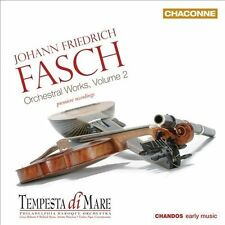 Fasch: Orchestral Works Vol. 2, New Music