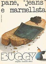 X0997 BUGGY - Original american fabric - Pubblicità del 1976 - Vintage advertis.