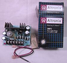 Altronix SMP5 Power Supply/Charger Board Open Box