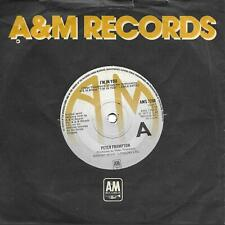 """Peter Frampton I'm In You UK 45 7"""" single +St. Thomas (Know How I Feel)"""