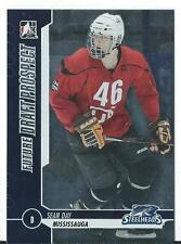 2012-13 2013 ITG Future Draft Prospects SEAN DAY #87 Mississauga Steelheads