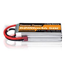 14.8V 4S 6200mAh Lipo Akku Batterie 60C Deans für RC Flugzeu Quad Auto Lkw