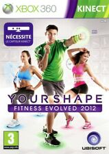 YOUR SHAPE FITNESS EVOLVED 2012 (KINECT)XBOX 360  PAL-FR OCCASION