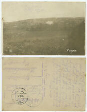 38964 - Vauqouis - Echtfoto - Feldpostkarte, gelaufen 10.8.1917