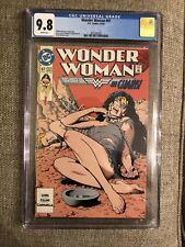 Wonder Woman #67 DC 1992 CGC 9.8 Bondage Cover