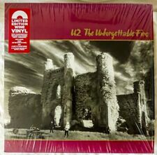 U2 - The Unforgettable Fire - Limited Wine color Vinyl - Factory Sealed - MINT