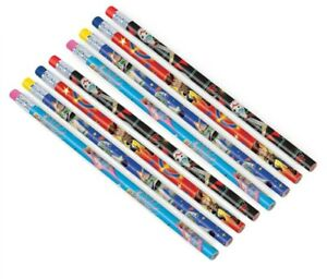 Toy Story Party Favours Grey Lead Pencils Pack of 8