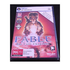 Microsoft Fable The Lost Chapter PC Game - A8B-00030
