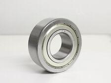 2x LR5207 ZZ Laufrolle 35x80x27 mm zylindrische Mantelfläche Polyamidkäfig TN