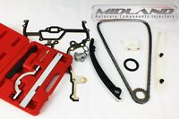 VAUXHALL ASTRA G & H 1.4  2003-2010 BRAND NEW TIMING CHAIN KIT + TIMING TOOL KIT