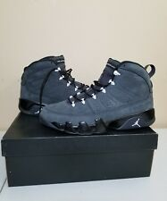 Air Jordan Retro Anthracite 9 Nine Only worn once Excellent Condition with Box