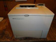 HP LaserJet 4100N Laser printer *REFURBISHED* warranty & Toner