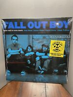 Fall Out Boy Take This To Your Grave Silver Vinyl  SOLD OUT *in Hand* Ship Fast