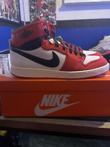 New Nike Jordan 1 KO AJKO Chicago 2021 Size 13 DA9089-100 Retro Free Shipping
