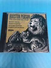 HOUSTON PERSON - Lion & His Pride - CD -