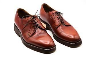 NEW SILVANO LATTANZI Dress Leather Shoes Size Eu 41  Uk 7 Us 8 (LN89)