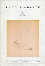Rudolf Adamek Bk Czech Symbolist Art Sursum