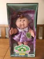 VINTAGE RETRO 1998 CABBAGE PATCH KIDS ALEXIS HELGA DOLL - NEW SEALED CHINESE BOX
